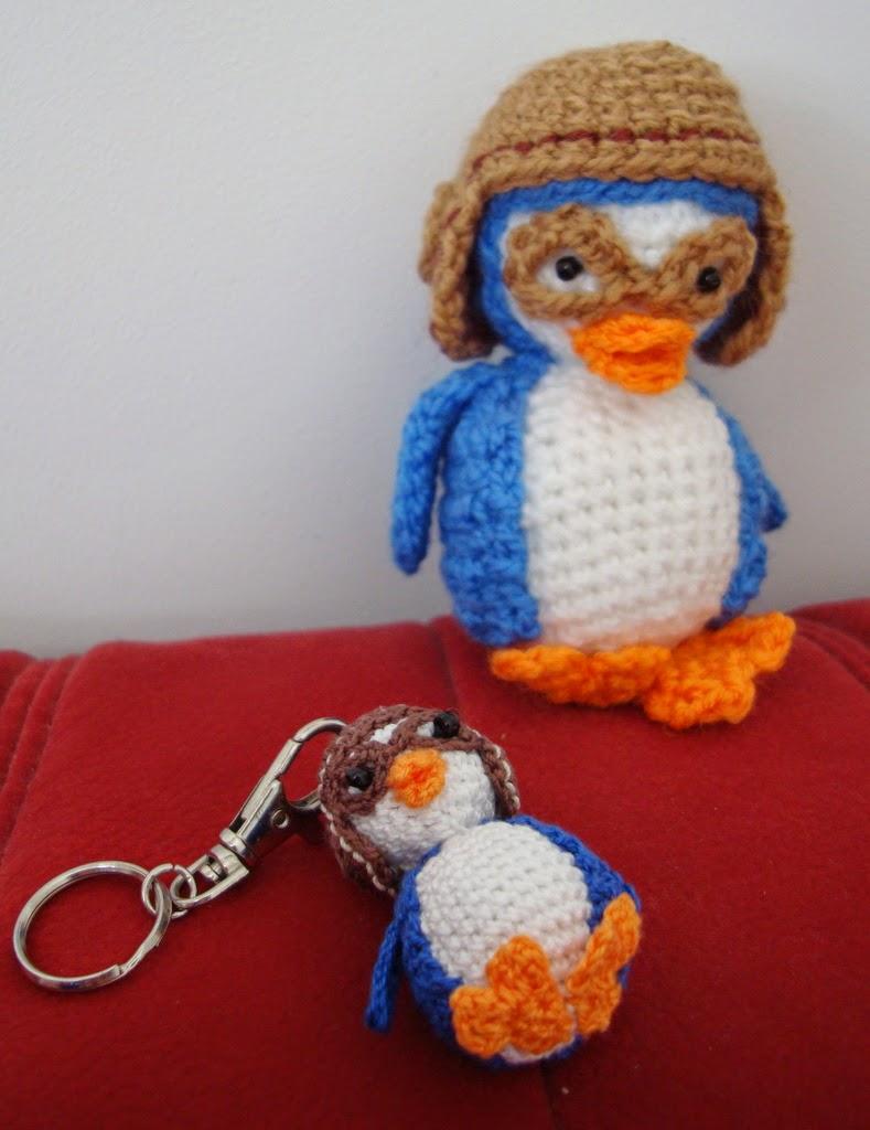 Breloczek Pingwin Popolo