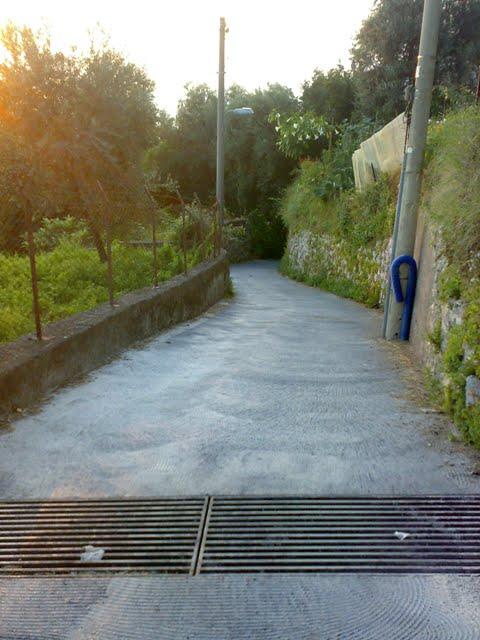 Vico equense on line via bonea antico percorso pedonale - Antico bagno vico equense ...
