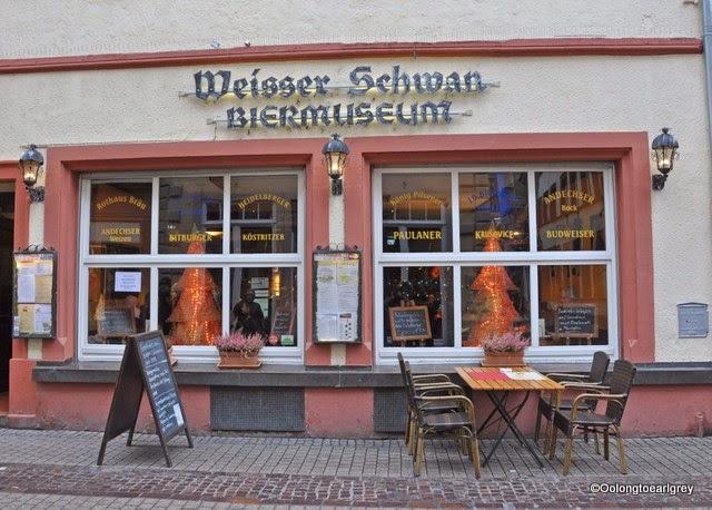 Weisser Schwan, Heidelberg, Germany