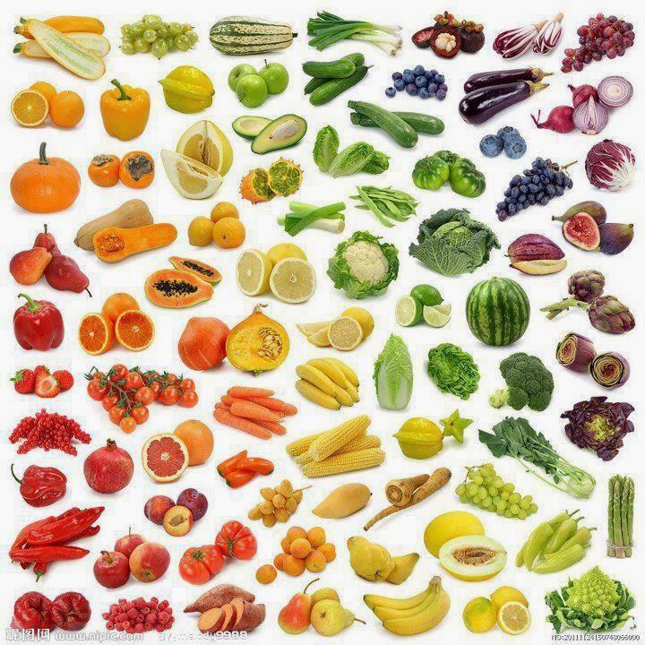 ☼ Eat the Rainbow ☼ ( Lifeforce Energy ) ☼ ;)