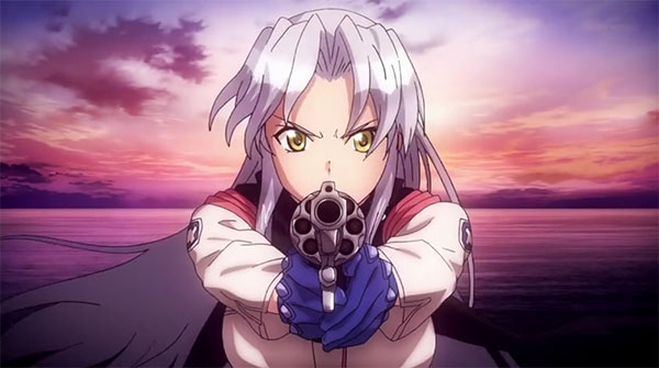 "Review anime Triage X ""Organisasi Black Label"""
