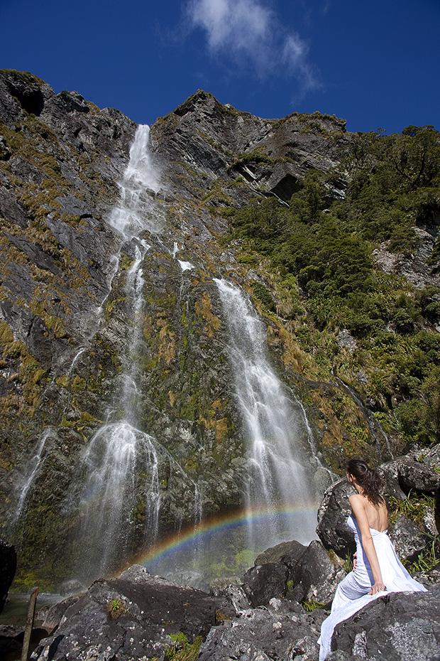 紐西蘭(New Zealand)的 Routeburn Trek