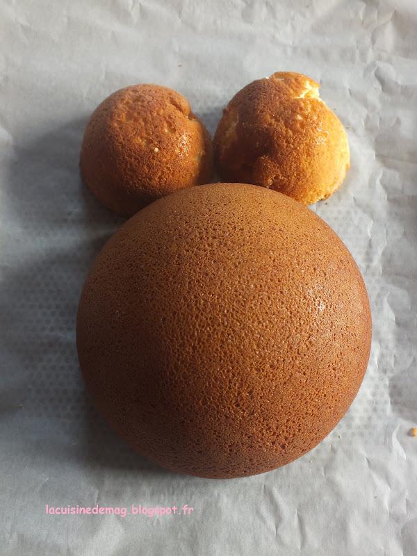 Assez La Cuisine de Mag: Gâteau ventre de femme enceinte OQ05