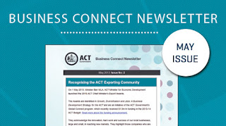 Business Connect Newsletter May Issue now available