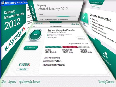 Kaspersky Internet Security 2012. With Include Serial Key.