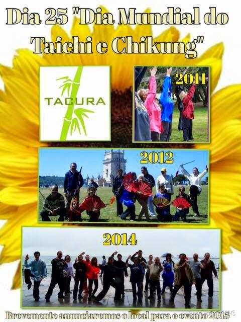 Dia Mundial do Tai Chi Chuan