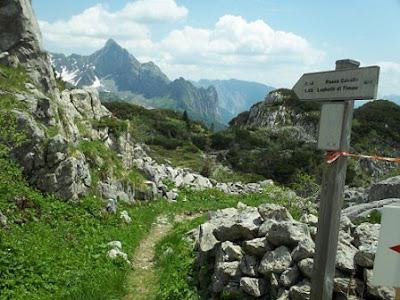 itinerari Grande Guerra Friuli