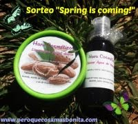 Sorteo Spring Is Comming
