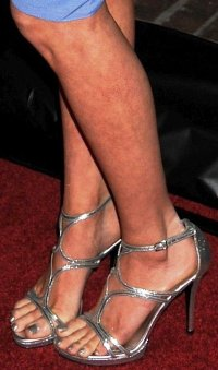 Brittany Snow Feet and Legs