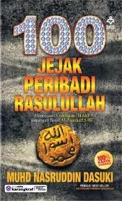 100 JEJAK PERIBADI RASULULLAH
