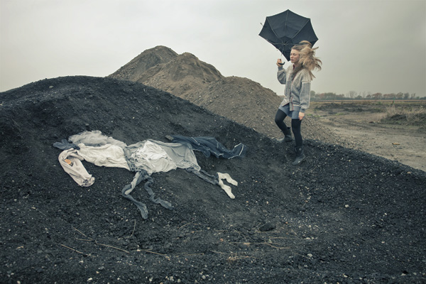 Creative Project - The Girl With 7 Horses