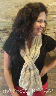 The Mobius Scarf « KnitCulture.com - Hand Dyed Yarns : Free