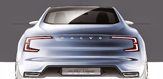 2014 Volvo Concept XC Coupe New Engines and New Design