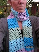 Mit første halstørklæde