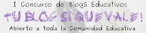 """Blog ganador del premio al """"Mejor blog de valores"""". Junio 2012."""