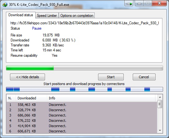 Internet Download Manager 6.12 Build 22