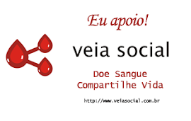 DOE SANGUE! DOE VIDA!