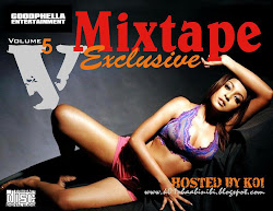 GOODPHELLA ENTERTAINMENT MIXTAPE MODEL Vol.5