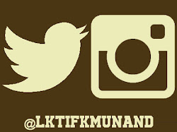 Follow akun twitter dan instagram kami