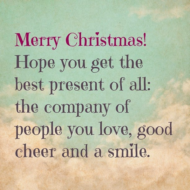 Superbe Christmas Quotes