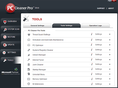 Download PC Cleaner Pro 2016 14.0.16.1.25 Final Full Version 2
