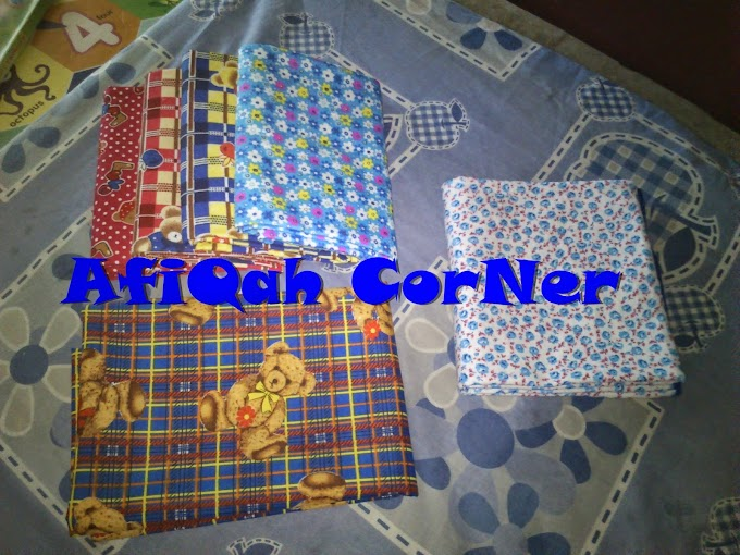 Cotton Flannel Comel.