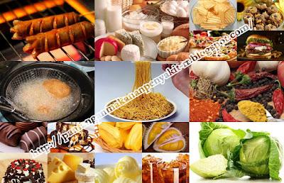 Pantangan Makanan Untuk Penderita Tumor Lambung