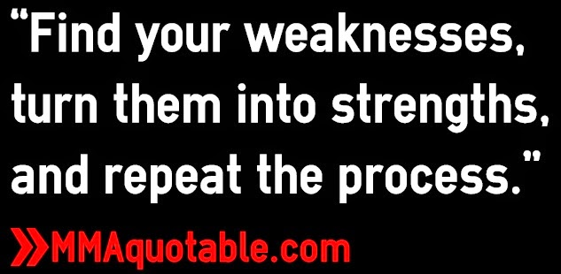 Weakness and Strength Quotes