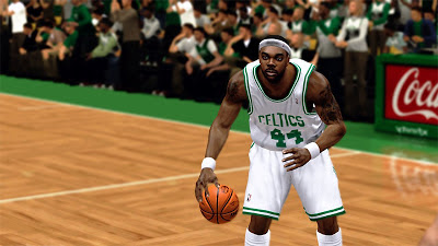 NBA 2K13 Chris Wilcox Celtics Player Update