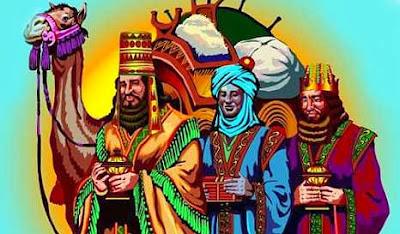 Los Reyes Magos si existen