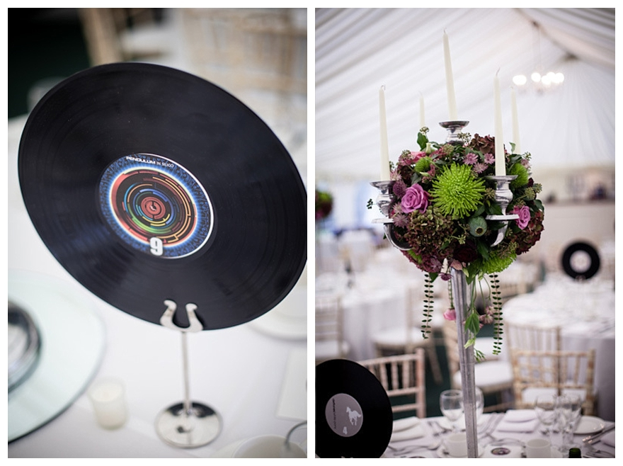 Real Vintage Music-Themed Wedding: Katherine & Yianni - Part 2