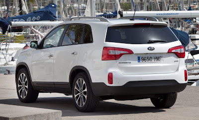 2013 KIA Sorento Owners Manual