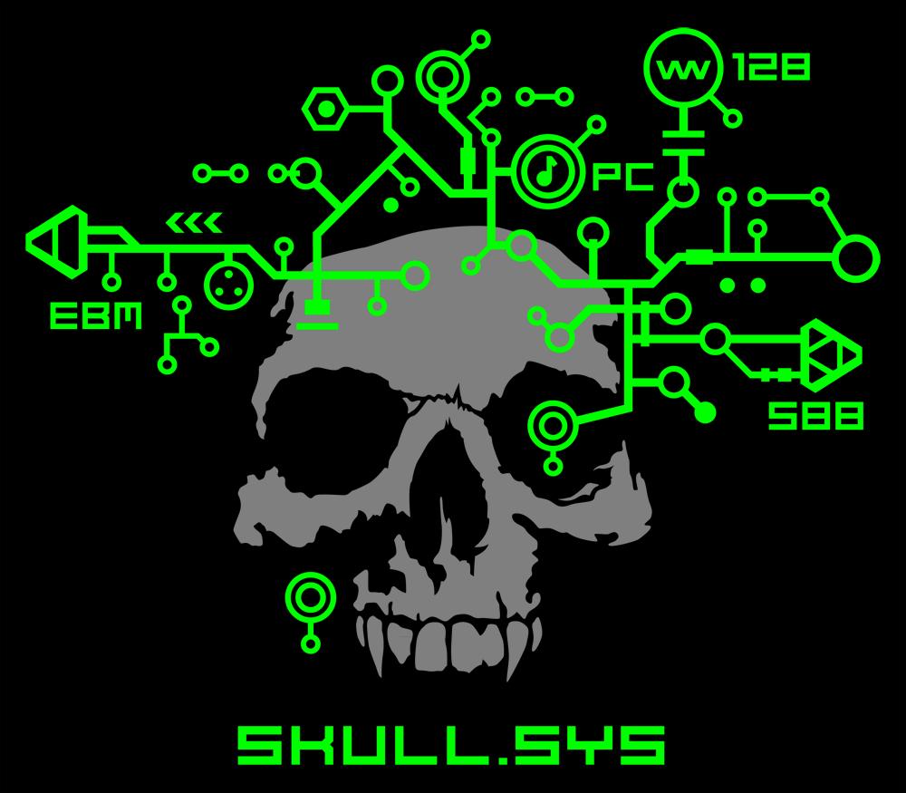 Design t shirt skull - Skull Sys T Shirt Design