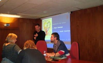 Presentació de: 'el llarg camí d'escriure' (marc freixas) II