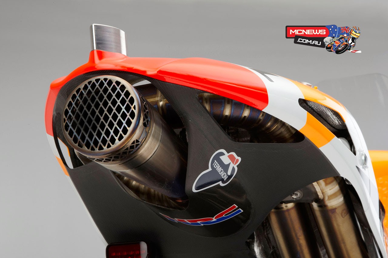 Seamless-Shift Gearbox | MotoGP | Honda RC213V | Motorsports | 2013 Honda RC213V | way2speed.com