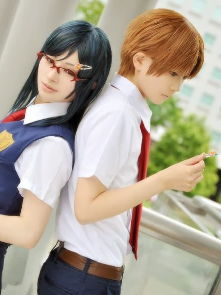 [Cosplay] Ano Hana (The flower we saw that day) | Be You