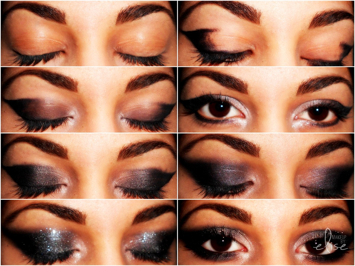 Elyheartskeup Sparkling Diamonds A New Years Eve Makeup Tutorial