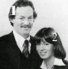 Adalbert de Bavière et Marion Malkowsky (1978)