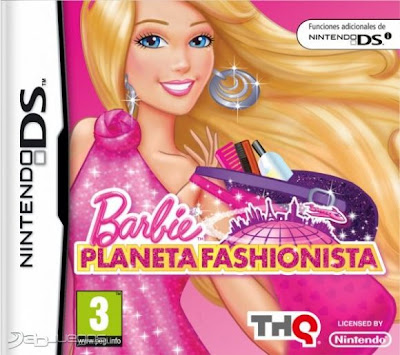Barbie: Planeta Fashionista [NDS]