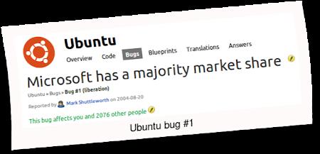 Ubuntu bug 1
