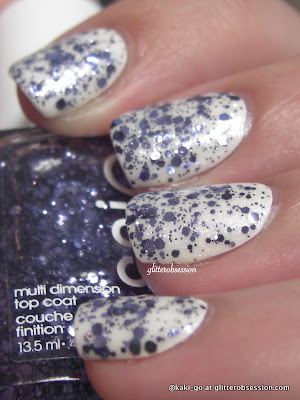 glitter obsession: Essie Stroke of Brilliance