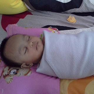 Bedung Baby
