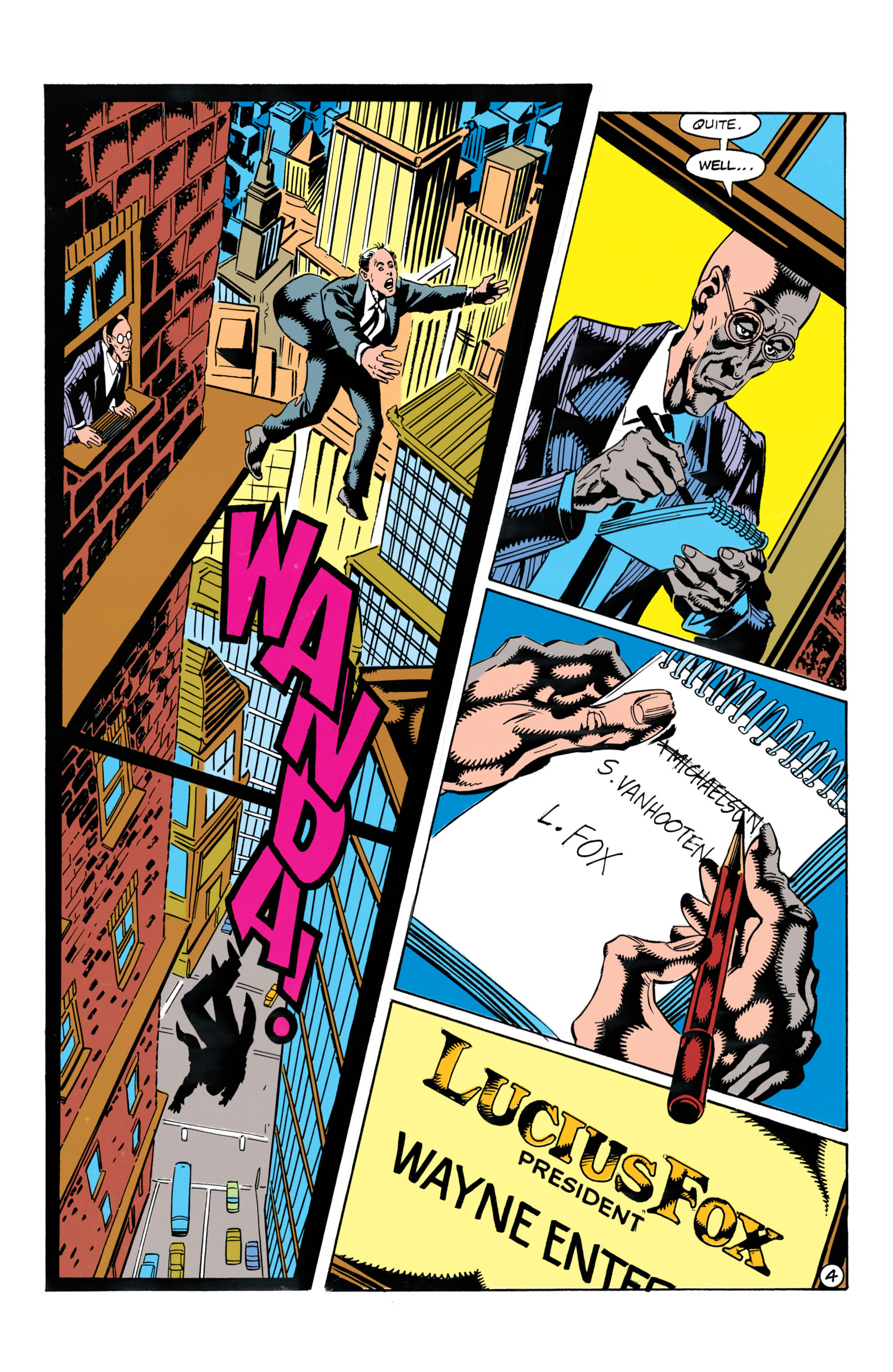 Detective Comics (1937) Issue #657 Page 5