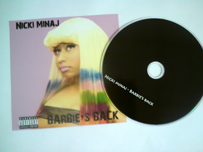 nicki minaj barbie diaries. nicki minaj barbies back.