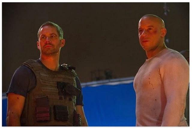 Velozes & Furiosos 7 Irmãos de Paul Walker estão atuando no filme Caleb e Cody Walker estão trabalhando como dublês para finalizar as cenas que o ator falecido no ano passado não pôde gravar
