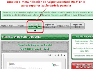 TELESECUNDARIAS ZONA 12 POZA RICA SUR: GUÍA RÁPIDA PARA ELECCIÓN DE ...