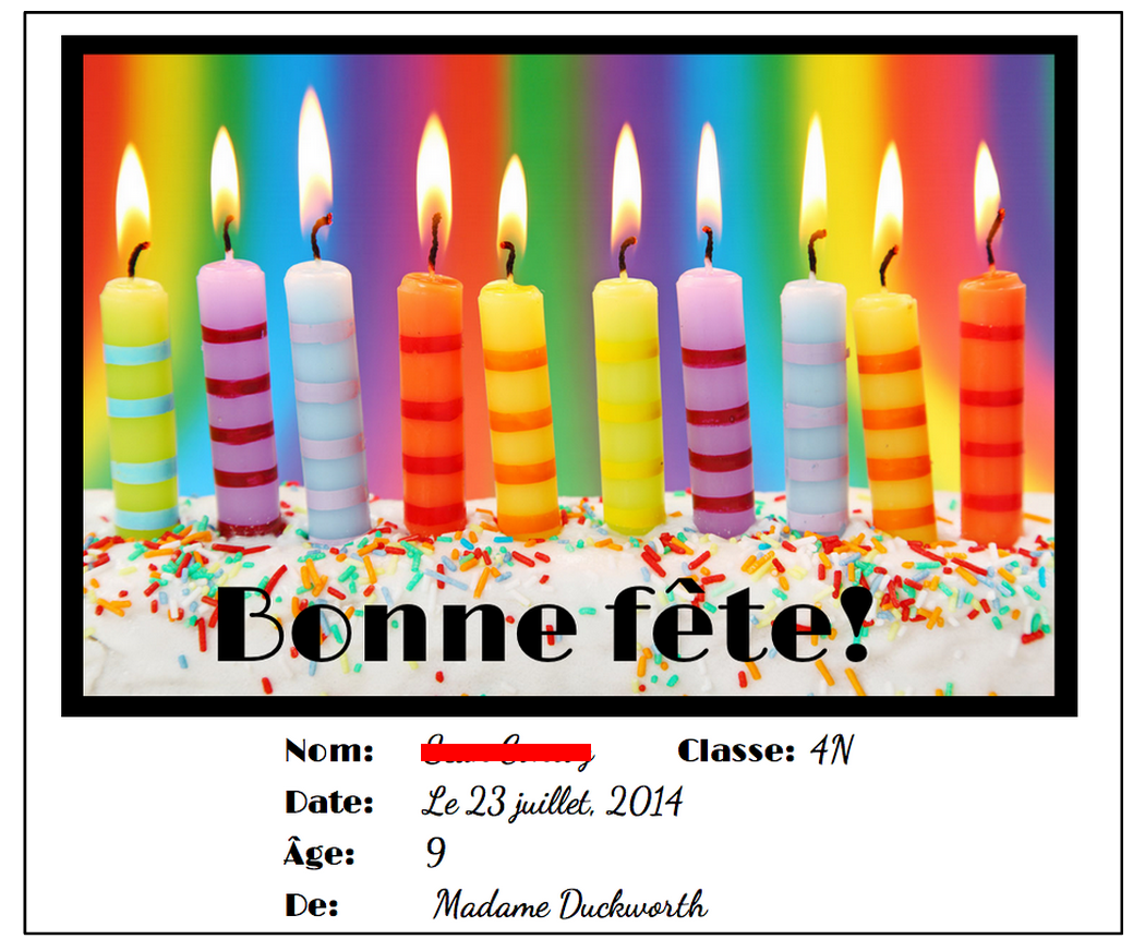 Today I Tried The Google Sheets Add On Autocrat For First Time To Create Personalized Cards In Minutes Example