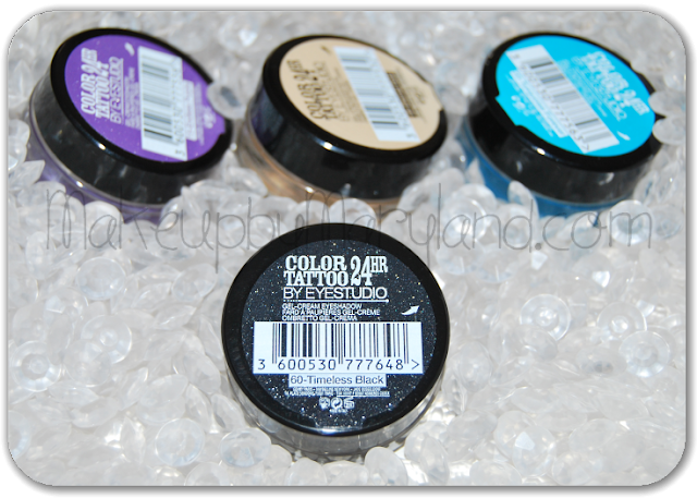 sombra-crema-color-tattoo-maybelline-new-york-ny-cream-eyeshadow-timeless-black-60-endless-purple-15-turquoise-foverer-20-eternal-gold-05-on-an-bronze-35-eternal-silver-50-swatches-aplicadas-colossal-smoky-eyes-mascara-volum-express-master-drama-khol-liner-smoky-eyes-smokey-ojos-ahumados-maquillaje-tecnica-tutorial-paso-a-paso