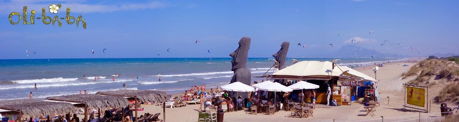 Resultado de imagen de oli ba ba playa oliva