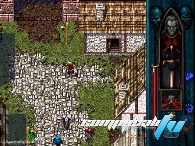 Legacy of Kain Blood Omen PC Full Español